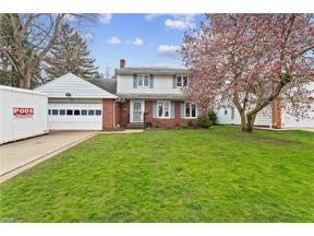 Property for sale at 2585 Lafayette Drive, University Heights,  Ohio 44118