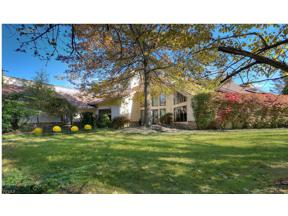 Property for sale at 25 Woodburn Drive, Moreland Hills,  Ohio 44022