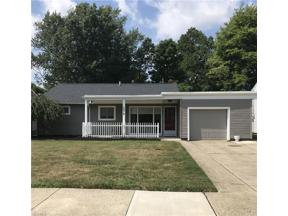 Property for sale at 1278 Ranchland Drive, Mayfield Heights,  Ohio 44124