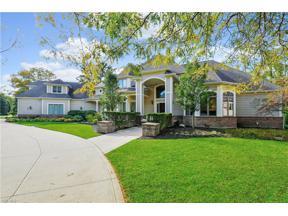 Property for sale at 550 Bristol Drive, Aurora,  Ohio 44202