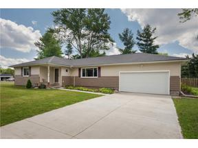 Property for sale at 1066 Cessna Drive, Macedonia,  Ohio 44056