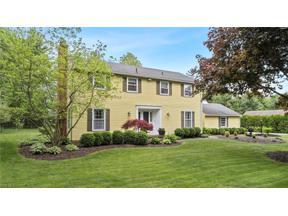 Property for sale at 2371 Danbury Lane, Hudson,  Ohio 44236