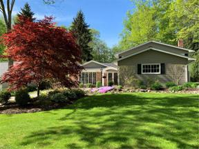 Property for sale at 8432 Summit Drive, Chagrin Falls,  Ohio 44023