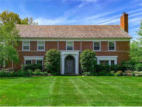 Property for sale at 16250 Aldersyde Drive, Shaker Heights,  Ohio 44120