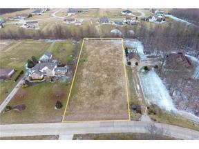 Property for sale at 152 Mallard Creek Run, Lagrange,  Ohio 44050