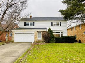 Property for sale at 2372 S Belvoir, University Heights,  Ohio 44118