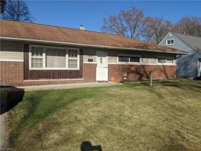 Property for sale at 186 Fairpark Drive, Berea,  Ohio 44017