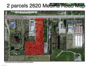 Property for sale at 2620 Medina Road, Medina,  Ohio 44256