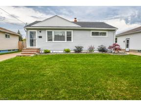 Property for sale at 6041 Mercer Drive, Brook Park,  Ohio 44142