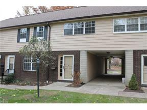 Property for sale at 8254 Deepwood Boulevard 9-5, Mentor,  Ohio 44060