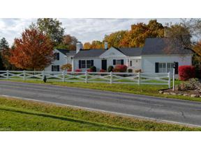 Property for sale at 1300 County Line Road, Gates Mills,  Ohio 44040