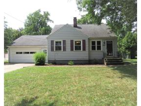 Property for sale at 10103 Ackley Road, Parma Heights,  Ohio 44130