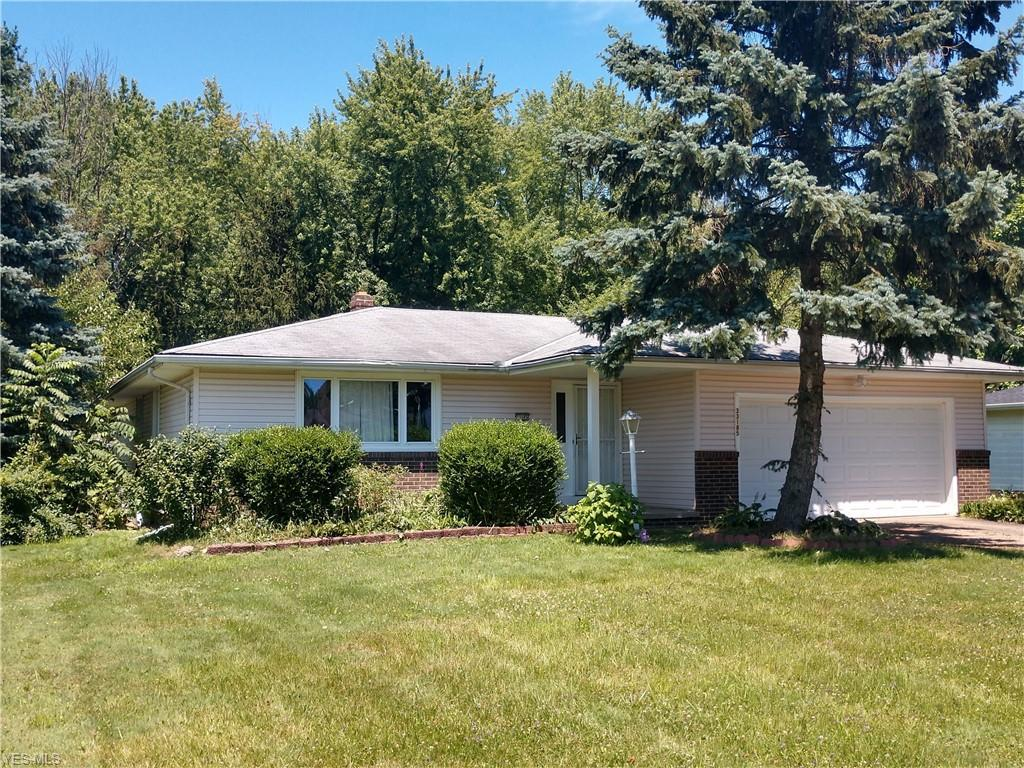 Photo of home for sale at 33185 Arlesford Drive, Solon OH