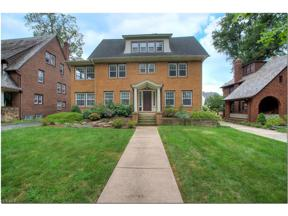 Property for sale at 2850 Berkshire Road, Cleveland Heights,  Ohio 44118