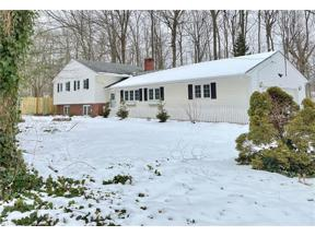 Property for sale at 6865 Wilson Mills Road, Mayfield Village,  Ohio 44040