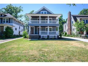 Property for sale at 1268 Thoreau Road, Lakewood,  Ohio 44107