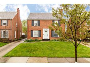 Property for sale at 2576 Saybrook Road, University Heights,  Ohio 44118