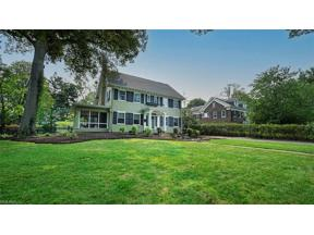 Property for sale at 2861 Broxton Road, Shaker Heights,  Ohio 44120