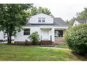 Property for sale at 4242 Wyncote, South Euclid,  Ohio 44121