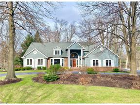 Property for sale at 853 Hardwood Court, Gates Mills,  Ohio 44040