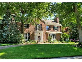Property for sale at 23276 Laureldale Road, Shaker Heights,  Ohio 44122