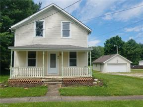 Property for sale at 44 Prospect Street, Seville,  Ohio 44273