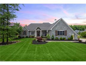 Property for sale at 1898 Bur Oak Drive, Westlake,  Ohio 44145