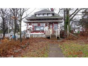 Property for sale at 17 Clover Street, Rittman,  Ohio 44270