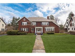 Property for sale at 2927 Weybridge Road, Shaker Heights,  Ohio 44120