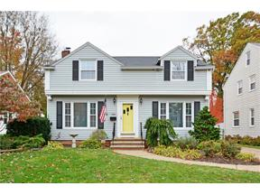 Property for sale at 4098 W 215th Street, Fairview Park,  Ohio 44126