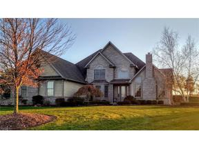 Property for sale at 6699 Hounds Run Drive, Medina,  Ohio 44256
