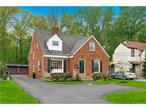 Property for sale at 20643 Westway Drive, Rocky River,  Ohio 44116