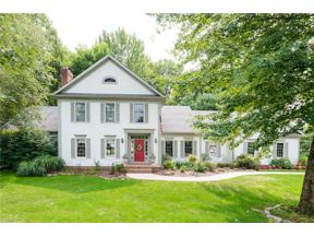 Property for sale at 2519 Brassington Way, Hudson,  Ohio 44236