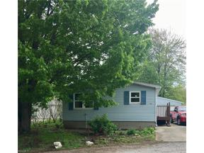 Property for sale at 79 Bass Court, Lagrange,  Ohio 44050