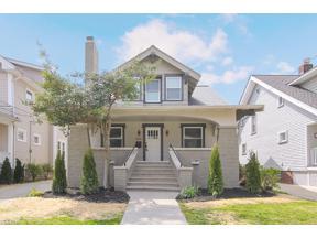Property for sale at 1056 Lakeland Avenue, Lakewood,  Ohio 44107
