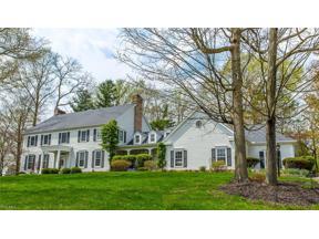 Property for sale at 7340 Mcshu Lane, Hudson,  Ohio 44236