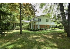 Property for sale at 15503 Dale Road, Chagrin Falls,  Ohio 44022