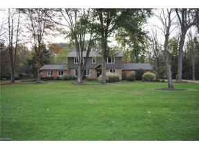 Property for sale at 35 Meadowhill Lane, Moreland Hills,  Ohio 44022