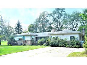 Property for sale at 1314 Aberth Drive, Copley,  Ohio 44321