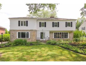 Property for sale at 2679 Rocklyn Road, Shaker Heights,  Ohio 44122