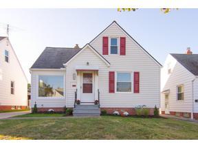 Property for sale at 9109 Ansonia Avenue, Brooklyn,  Ohio 44144