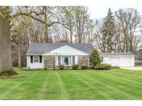 Property for sale at 5656 Ridgebury, Lyndhurst,  Ohio 44124