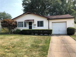 Property for sale at 13431 Brookhaven Boulevard, Brook Park,  Ohio 44142