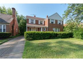 Property for sale at 4070 Okalona Road, South Euclid,  Ohio 44121