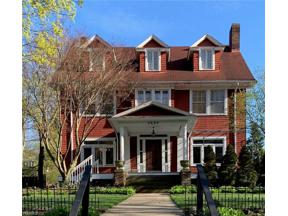 Property for sale at 2894 Edgehill Road, Cleveland Heights,  Ohio 44118