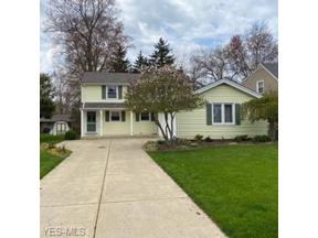Property for sale at 4820 W 228th Street, Fairview Park,  Ohio 44126