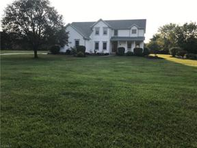 Property for sale at 8770 N Kane Road, Wadsworth,  Ohio 44281