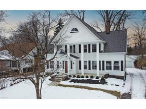 Property for sale at 2903 Washington Boulevard, Cleveland Heights,  Ohio 44118