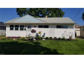 Property for sale at 16716 Shelby Drive, Brook Park,  Ohio 44142