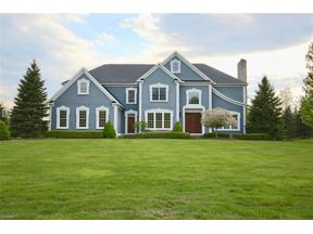 Property for sale at 7582 Worlington Drive, Solon,  Ohio 44139